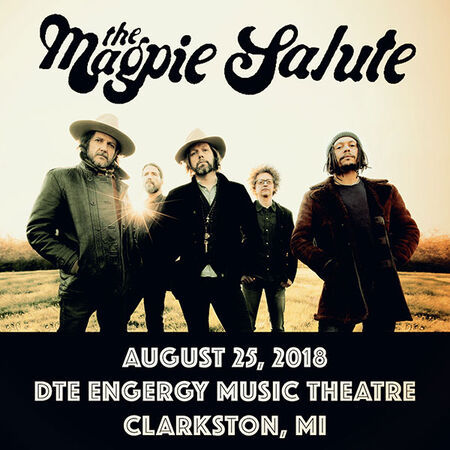 08/25/18 DTE Energy Music Theatre, Clarkston, MI