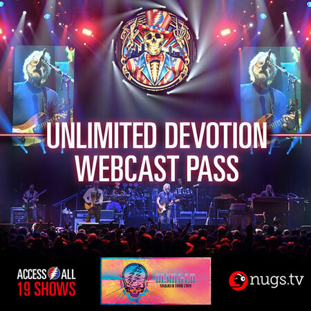 Unlimited Devotion Summer 2019 Webcasts