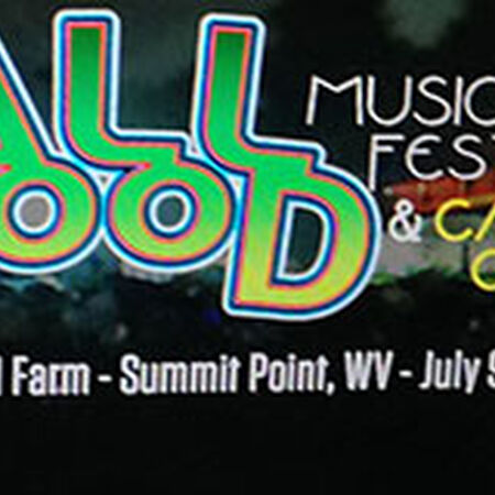 07/11/15 All Good Music Festival, Summit Point, WV