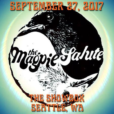 09/27/17 The Showbox, Seattle, WA