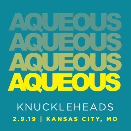 02/09/19 Knuckleheads, Kansas City, MO