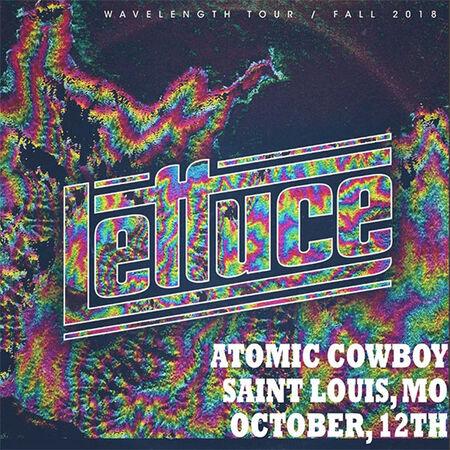 10/12/18 Atomic Cowboy, St. Louis, MO