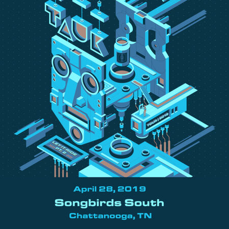 04/28/19 Songbirds South Stage, Chattanooga, TN