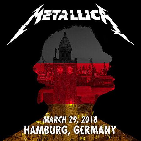 03/29/18 Barclayard Arena, Hamburg, DEU