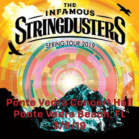 03/08/19 Ponte Vedra Concert Hall, Ponte Vedra Beach, FL