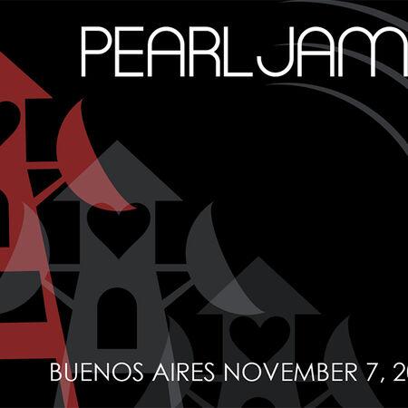 11/07/15 Estadio Unico Ciudad La Plata, Buenos Aires, AR