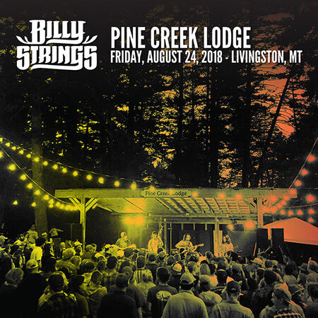 08/24/18 Pine Creek Lodge, Livingston, MT