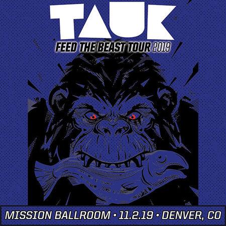 11/02/19 Mission Ballroom, Denver, CO