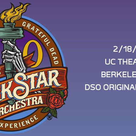 02/18/17 UC Theater Taube Family Music Hall, Berkeley, CA