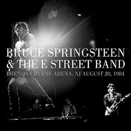 08/20/84 Brendan Byrne Arena, East Rutherford, NJ