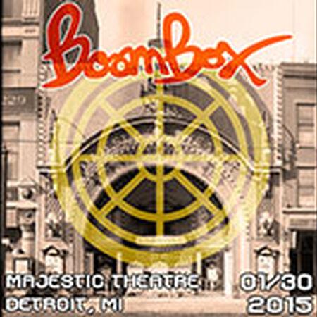 01/30/15 The Majestic Theatre, Detroit, MI