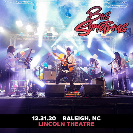 12/31/20 Lincoln Theater, Raleigh, NC