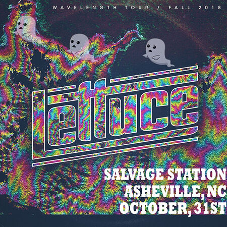 10/31/18 Salvage Station, Asheville, NC