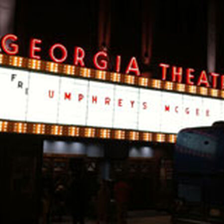 04/13/12 The Georgia Theater, Athens, GA