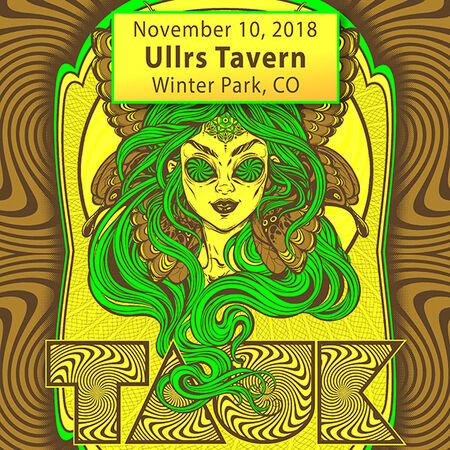11/10/18 Ullrs Tavern, Winter Park, CO