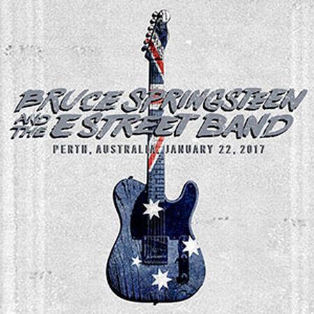 01/22/17 Perth Arena, Perth, AU
