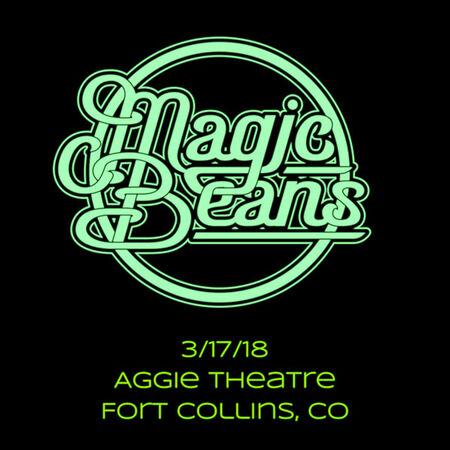 03/17/18 Aggie Theatre, Fort Collins, CO