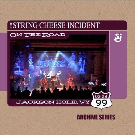 02/28/99 Walk Music Hall, Jackson Hole, WY