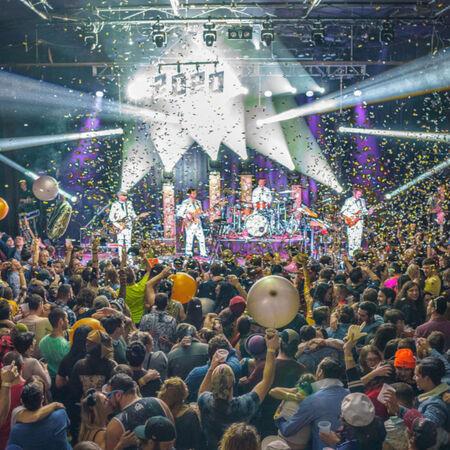 12/31/19 Town Ballroom, Buffalo, NY