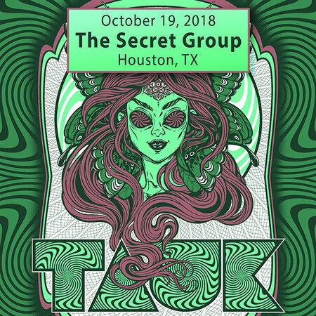 10/19/18 The Secret Group, Houston, TX