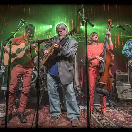 Leftover Salmon Mar. 2016 with Keels