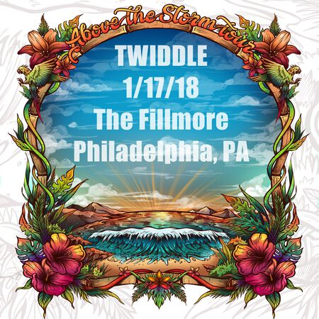 01/17/18 Fillmore Philadelphia, Philadelphia, PA