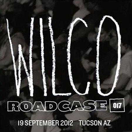 09/19/12 Tucson Music Hall, Tucson, AZ