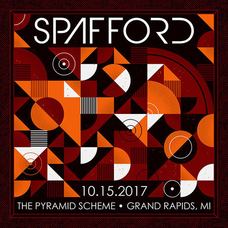 10/15/17 The Pyramid SCheme, Grand Rapids, MI