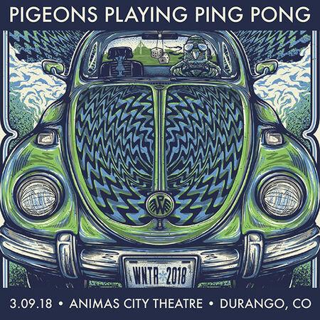 03/09/18 Animas City Theatre, Durango, CO