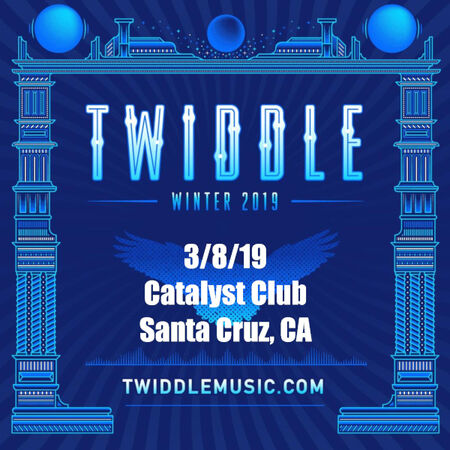 03/08/19 Catalyst, Santa Cruz, CA