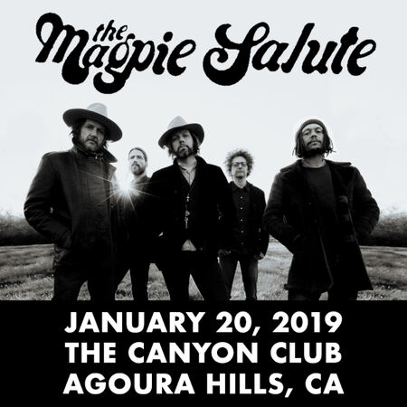 01/20/19 The Canyon Club, Agoura Hills, CA