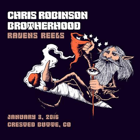 01/03/16 CRB Ravens Reels, Crested Butte, CO