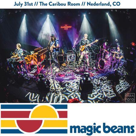 07/31/21 The Caribou Room, Nederland, CO