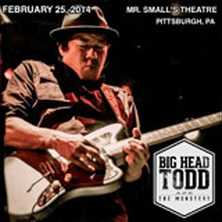 02/25/14 Mr. Small's Theatre, Pittsburgh, PA