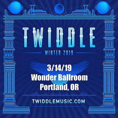 03/14/19 The Wonder Ballroom, Portland, OR