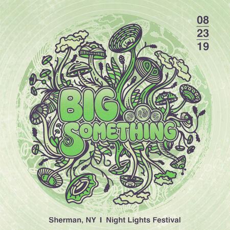 08/23/19 Night Lights Music Festival, Sherman, NY