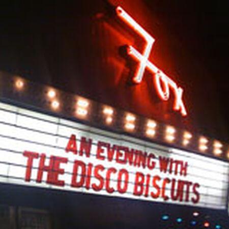 01/27/13 Fox Theatre, Boulder, CO