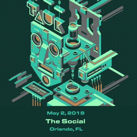 05/02/19 The Social, Orlando, FL