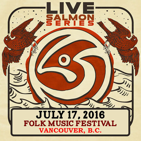 07/17/16 Vancouver Folk Music Festival, Vancouver, BC