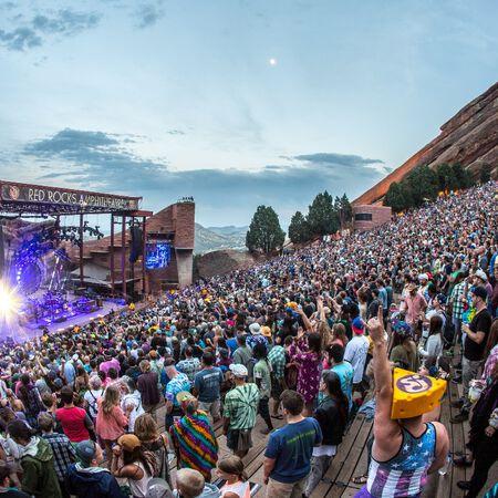 07/15/16 Red Rocks Amphitheatre, Morrison, CO