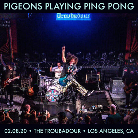 02/08/20 The Troubadour, Los Angeles, CA