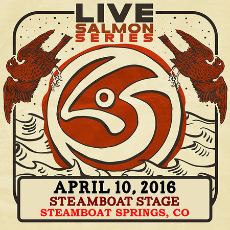 04/10/16 Steamboat Stage - Gondola Square, Steamboat Springs, CO
