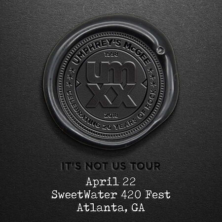 04/22/18 SweetWater 420 Fest, Atlanta, GA