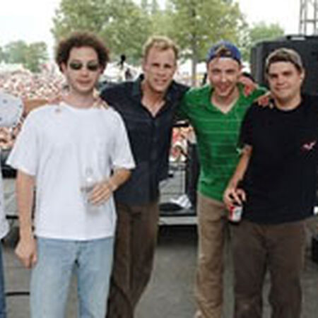 06/12/05 Which Stage, Bonnaroo, TN