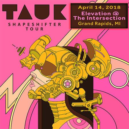 04/14/18 The Elevation Room, Grand Rapids, MI
