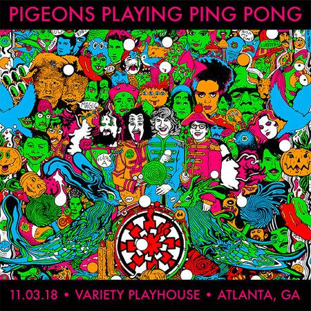 11/03/18 Variety Playhouse, Atlanta, GA
