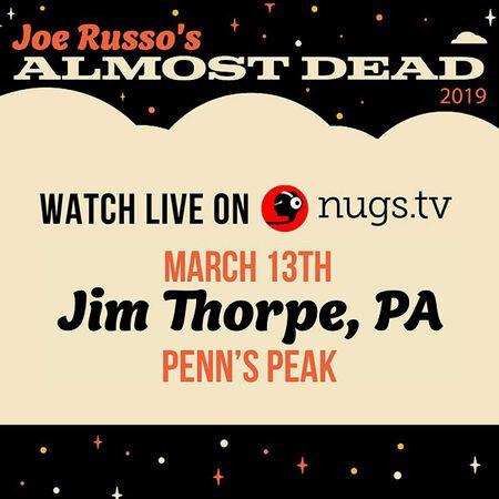 03/13/19 Penn's Peak, Jim Thorpe, PA