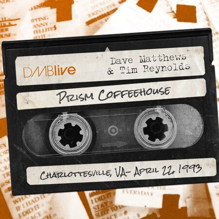 04/22/93 Prism Coffeehouse , Charlottesville, VA
