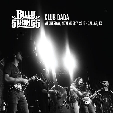 11/07/18 Club Dada, Dallas, TX