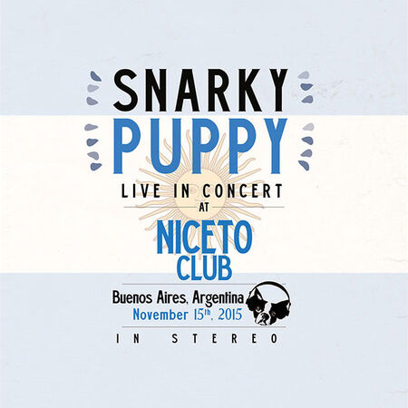 11/15/15 Niceto Club, Buenos Aires, AR